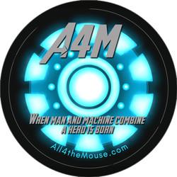#TeamIronman Button