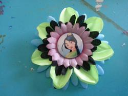 Mulan Flower Clip
