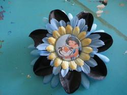 Princess Jasmine Flowerclip