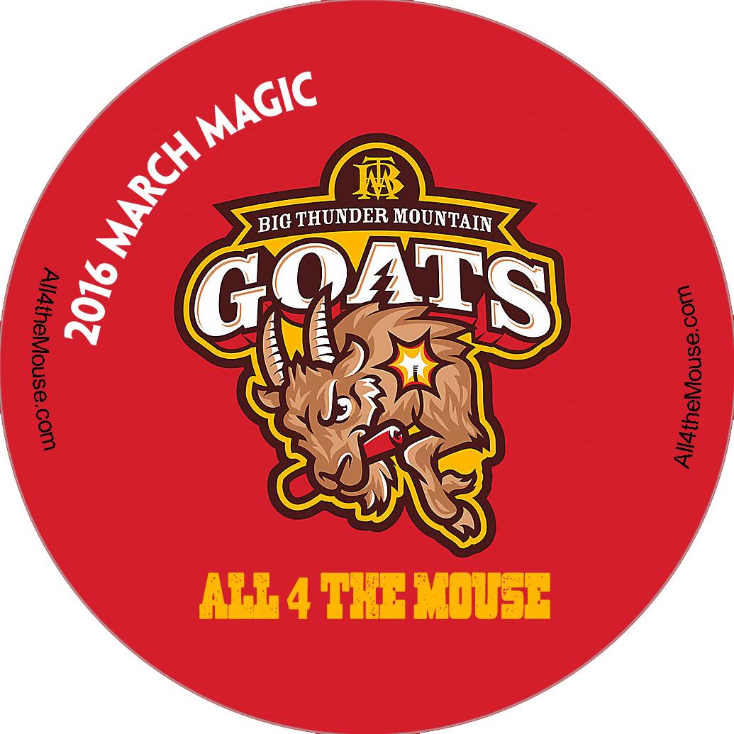 Big Thunder Mtn Goats 2016