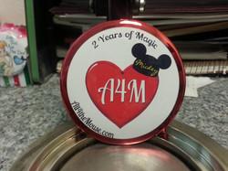 2 year Anniversary Button
