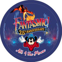 Fantasmic 25th Anniversary