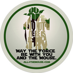 Yoda Force Button