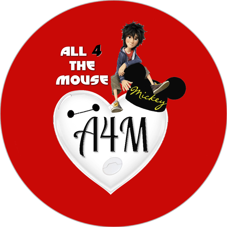 A4M Baymax Button