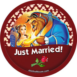 Beauty and the Beast Just Married