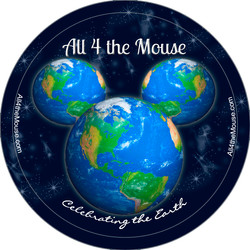 A4M Earth Day Button