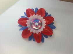 Captain America Flowerclip