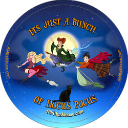 Just a Bunch of Hocus Pocus Button