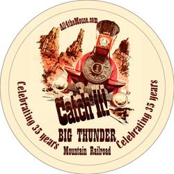 """Catch It"" Big Thunder 35!"