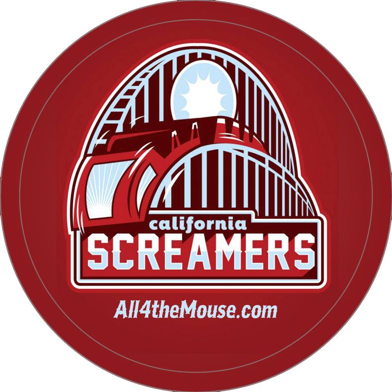 2014 California Screamers Button