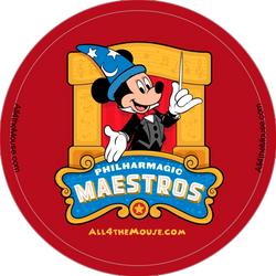 Philharmagic Maestros Button