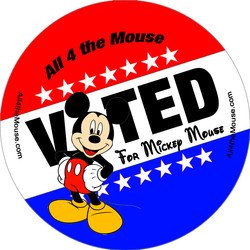 A4M Voted for Mickey