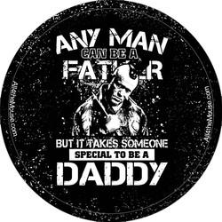 Yondu Father's Day Button