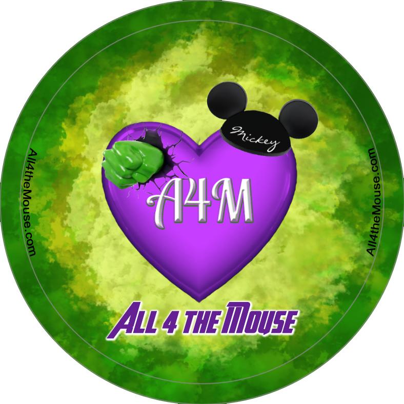 A4M Hulk Heart