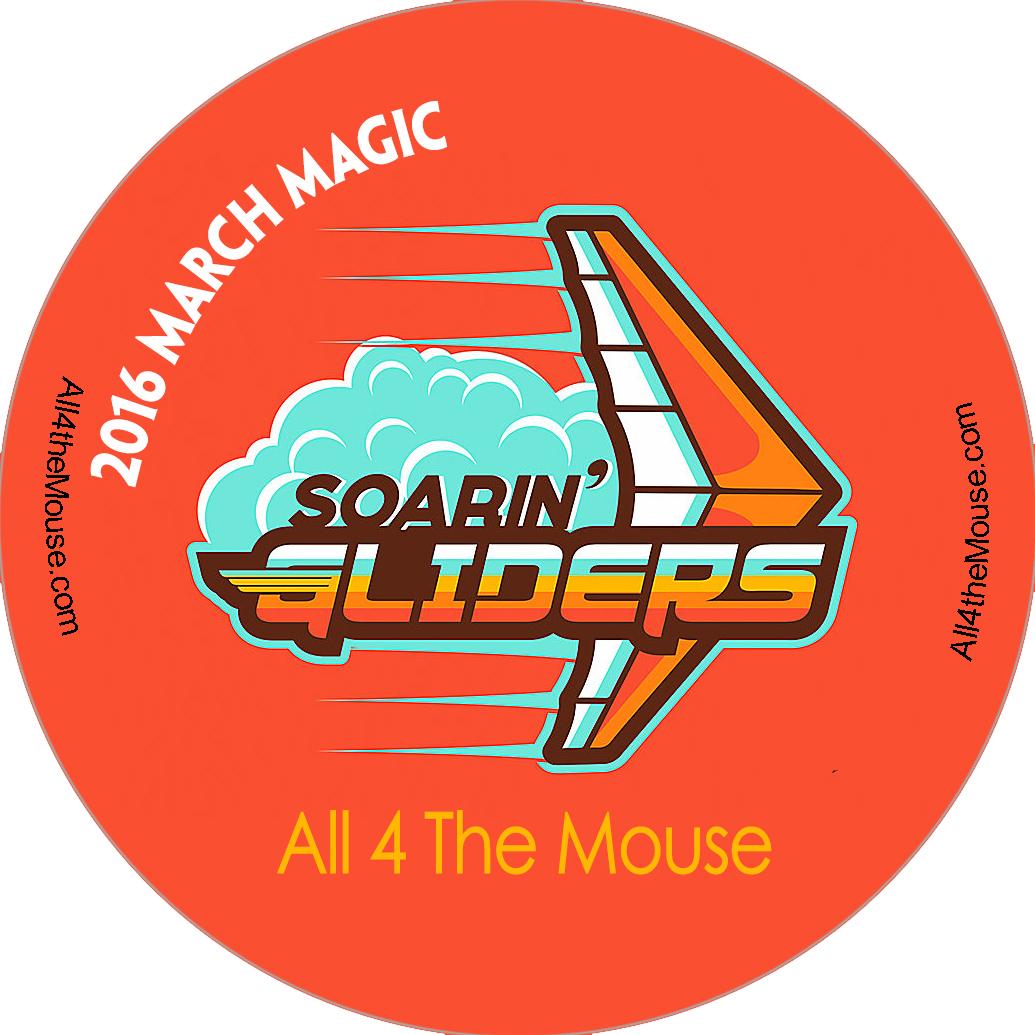 Soarin' Gliders 2016