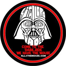 Darth Vader Button