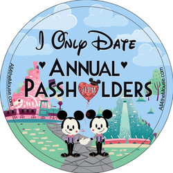 I only date APs 2 Mickeys