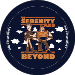 Toy Story Serenity Button
