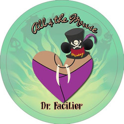 Dr Facilier Button