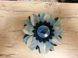 Panthers Flowerclip