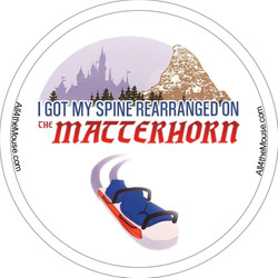 Spine Rearranged on Matterhorn