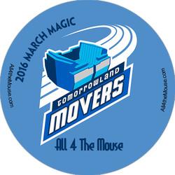 Tomorrowland Movers 2016