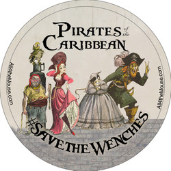 #SaveTheWenches Button