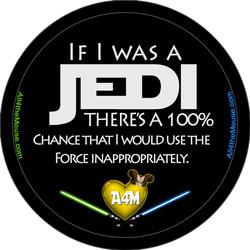 Inappropriate Jedi Button