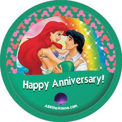 Little Mermaid Anniversary