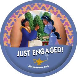 Aladdin Just Engaged