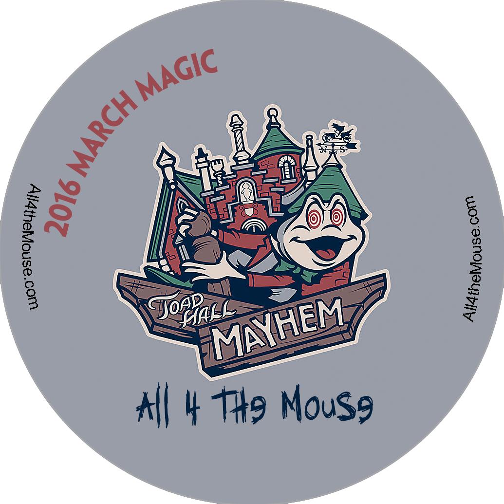 Toad Hall Mayhem 2016