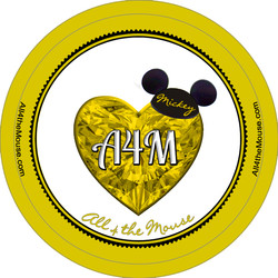 2016 A4M Yellow Heart