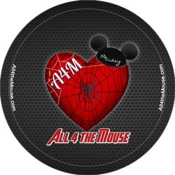 A4M Spiderman Heart