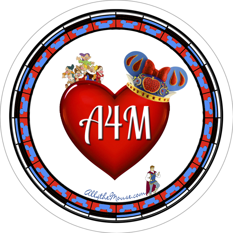 A4M Snow White Button