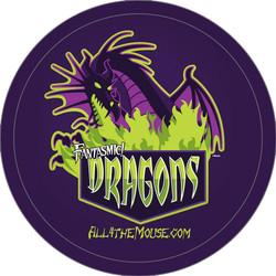 Fantasmic Dragons Button
