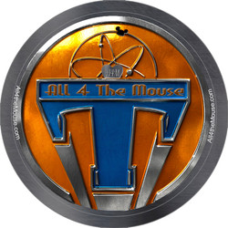 A4M Tomorrowland Button