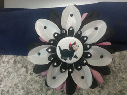 Figaro Flowerclip (Pinocchio)