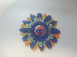 Tomorrowland Flowerclip