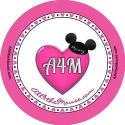 A4M Pink Heart