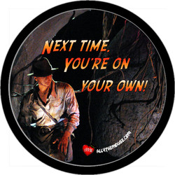 Indiana Jones Button