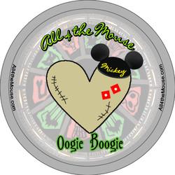 Oogie Boogie Button
