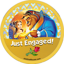 Beauty and the Beast Just Engaged