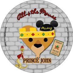 Prince John Button