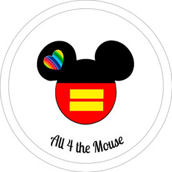 Equality for All Button