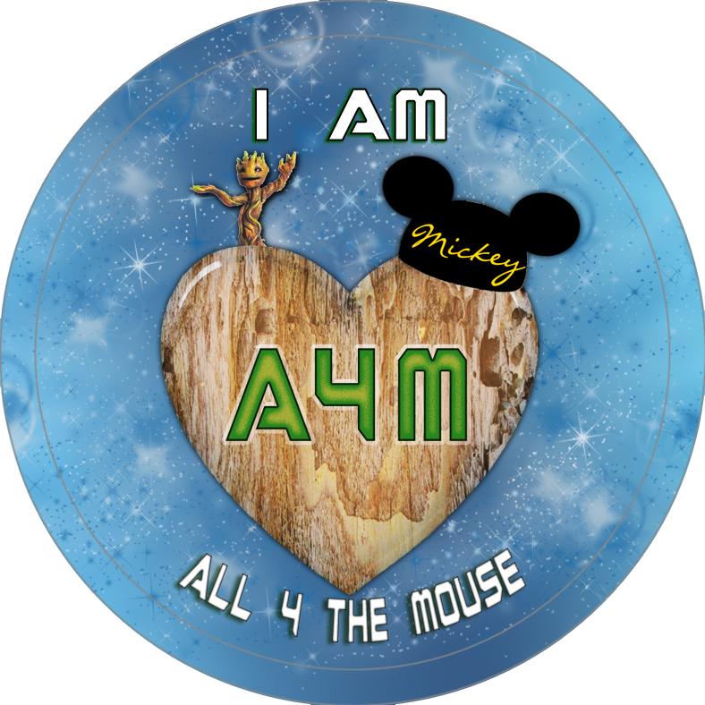 A4M I AM Button