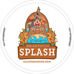 Briar Patch Splash Button