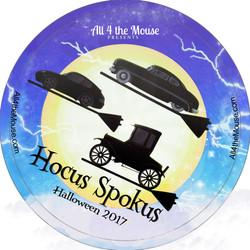 Hocus Spokus 2017 Halloween Button