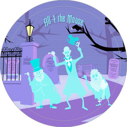 Hitchhiking Ghosts Button