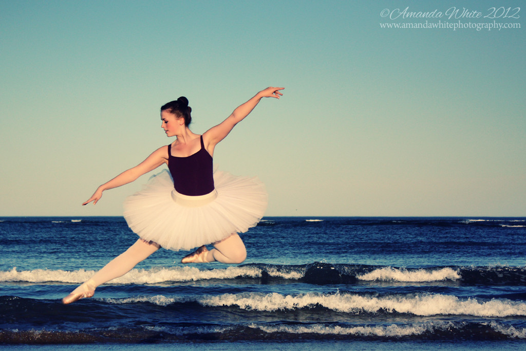 Ballet on the Beach