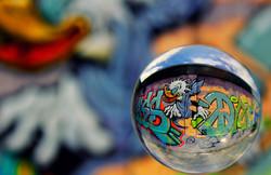 Graffiti Ball